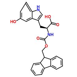 N-[(9H-Fluoren-9-ylmethoxy)carbonyl]-5-hydroxy-L-tryptophan