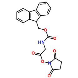 (2,5-ジオキソピロリジン-1-イル)2-(9H-フルオレン-9-イルメトキシカルボニルアミノ)アセテート