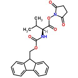 (2,5-dioxopyrrolidin-1-yl) 2-(9H-fluoren-9-ylmethoxycarbonylamino)-3-methylbutanoate