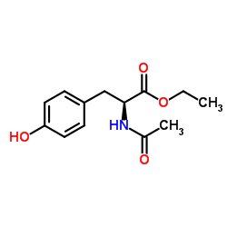 Ethyl N-acetyl-L-tyrosinate hydrate
