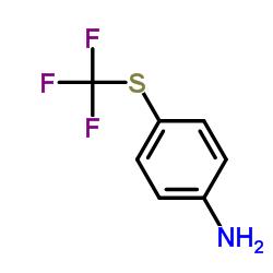 4-(Trifluoromethylthio)aniline