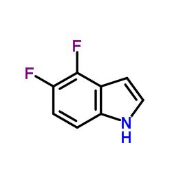 4,5-ジフルオロ-1H-インドール