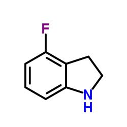 4-フルオロインドリン