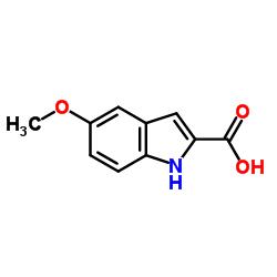 5-メトキシインドール-2-カルボン酸
