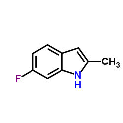 6-Fluoro-2-methyl-1H-indole