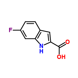 6-フルオロインドール-2-カルボン酸