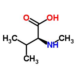 N-メチル-L-バリン