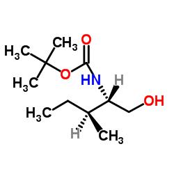 N-Boc-(2S,3S)-(-)-2-Amino-3-methyl-1-pentanol