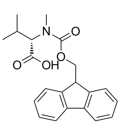 Fmoc-Nalpha-methyl-L-valine