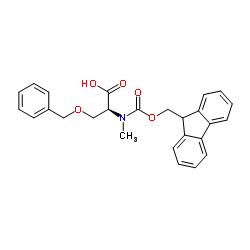 N-Fmoc-N-methyl-O-benzyl-L-serine