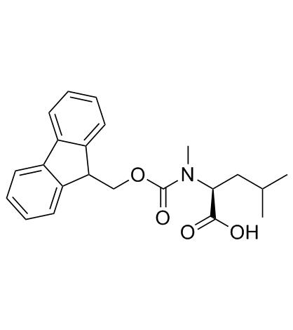 Fmoc-N-methyl-L-leucine