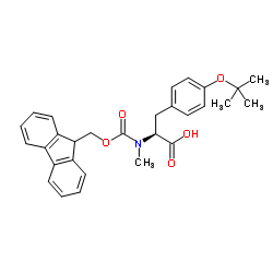 Fmoc-Nalpha-methyl-O-t-butyl-L-tyrosine