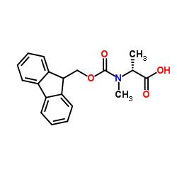 N-Fmoc-N-methyl-D-alanine
