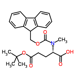 Fmoc-N-methyl-L-glutamic acid 5-tert-butyl ester