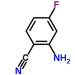 2-Amino-4-fluorobenzonitrile