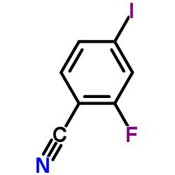 2-Fluoro-4-iodobenzonitrile