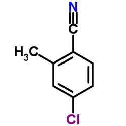 4-Chloro-2-methylbenzonitrile