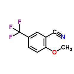 2-メトキシ-5-(トリフルオロメチル)ベンゾニトリル