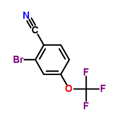 2-Bromo-4-(Trifluoromethoxy)benzonitrile