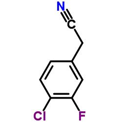 (4-Chloro-3-fluorophenyl)acetonitrile