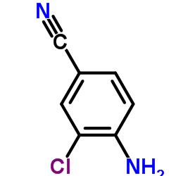 4-Amino-3-chlorobenzonitrile