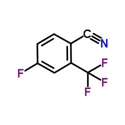 4-Fluoro-2-trifluoromethylbenzonitrile