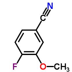 4-Fluoro-3-methoxybenzonitrile