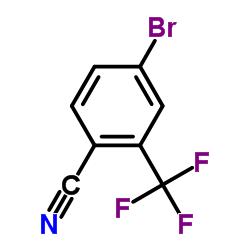 4-Bromo-2-(trifluoromethyl)benzonitrile