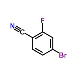 4-Bromo-2-fluorobenzonitrile