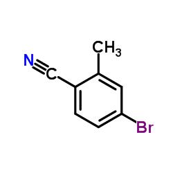 4-Bromo-2-methylbenzonitrile