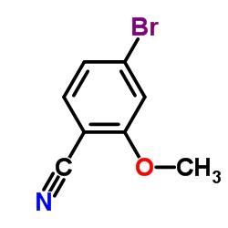 4-Bromo-2-methoxybenzonitrile