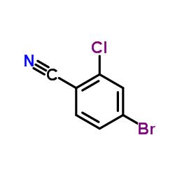4-Bromo-2-chlorobenzonitrile