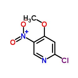 2-クロロ-4-メトキシ-5-ニトロピリジン