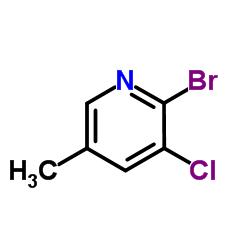 2-Bromo-3-chloro-5-methylpyridine