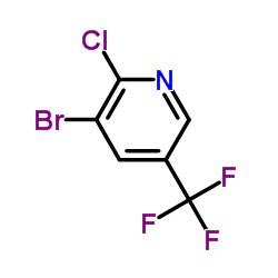 3-ブロモ-2-クロロ-5-(トリフルオロメチル)ピリジン