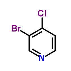 3-Bromo-4-chloropyridine