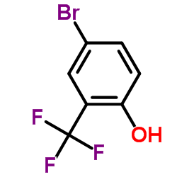 4-Bromo-2-(trifluoromethyl)phenol