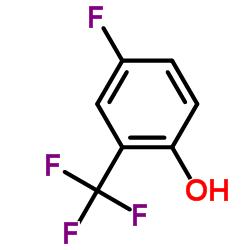 4-Fluoro-2-(trifluoromethyl)phenol