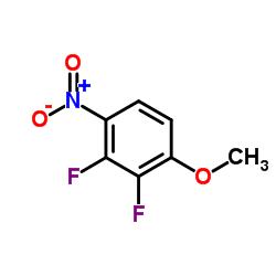 2,3-ジフルオロ-4-ニトロアニソール