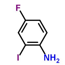 4-Fluoro-2-iodoaniline