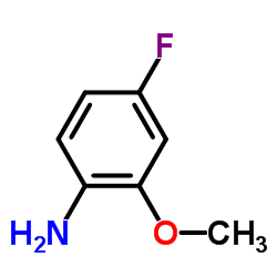 4-Fluoro-2-methoxyaniline
