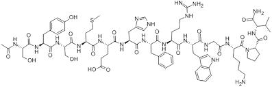 alpha-Melanocyte stimulating hormone