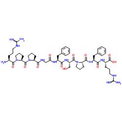 ブラジキニン、酢酸塩