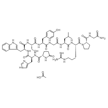 Gonadorelin acetate