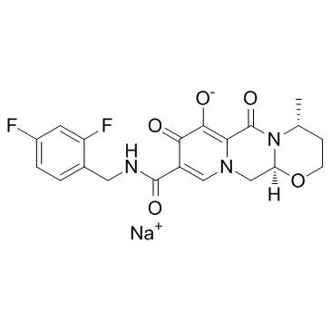 Dolutegravir Sodium