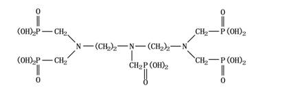 Diethylene Triamine Penta (Methylene Phosphonic Acid)