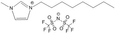 1-octyl-3-methylimidazolium bis(trifluoromethylsulfonyl)imide