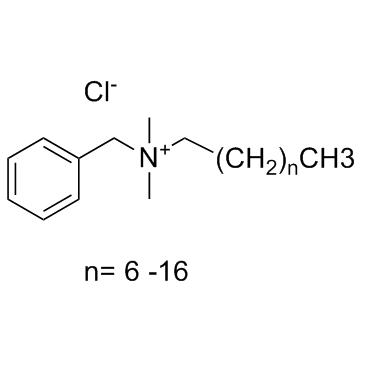 Alkylbenzyldimethylammonium chloride