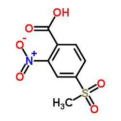 2-Nitro-4-methylsulfonylbenzoic acid