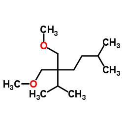 3,3-bis(methoxymethyl)-2,6-dimethylheptane